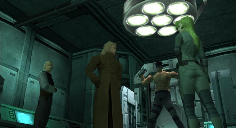 MGS1_Snake_interrogation