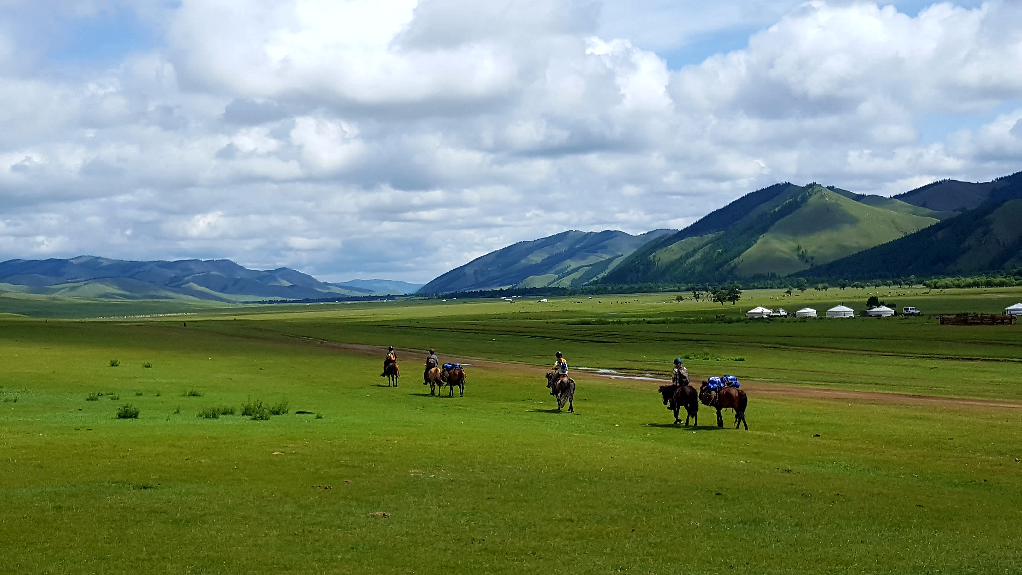 Image result for mongolia steppe